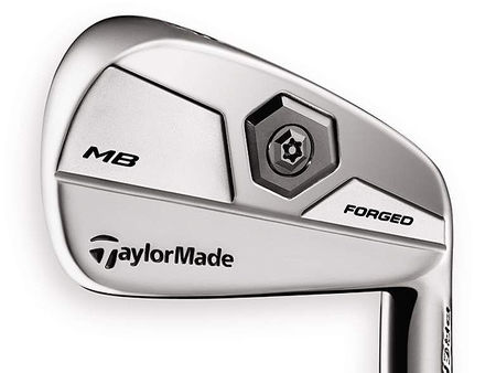 Irons Tour Preferred MB Forged from TaylorMade