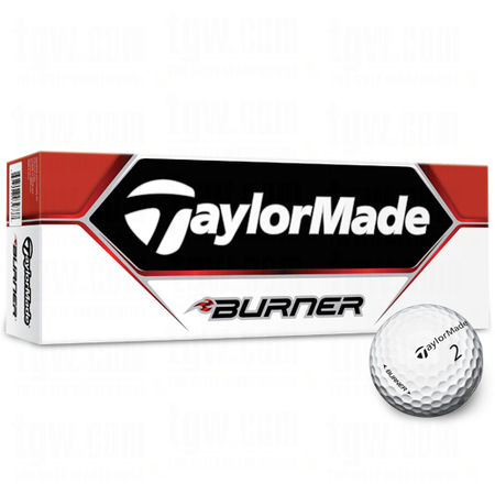 Ball Burner Golf Balls White from TaylorMade