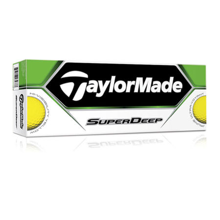 Ball Super Deep Yellow from TaylorMade