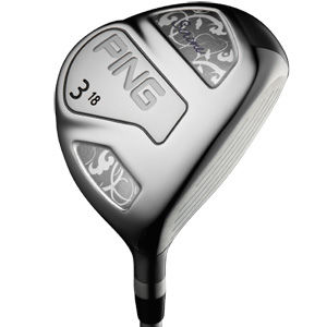 Fairway Wood Serene Ladies from Ping