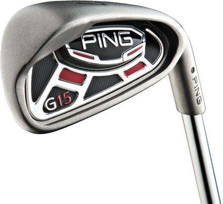 Irons G15 from Ping