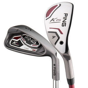 Thumb of Irons K15 Hybrid from Ping