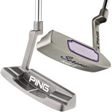 Putter Ladies Serene Anser from Ping