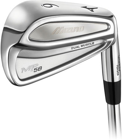Irons MP-58 Forged from Mizuno