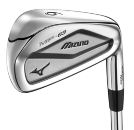 Irons MP-63 Forged from Mizuno