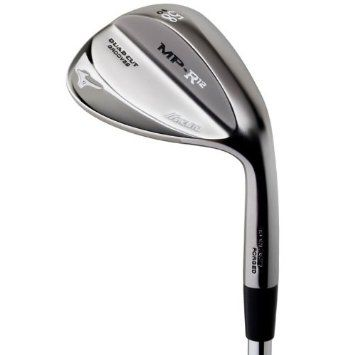 Wedge MP-R12 Black Nickel Forged from Mizuno