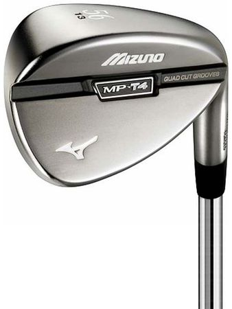Wedge MP-T4 Black Nickel Forged from Mizuno