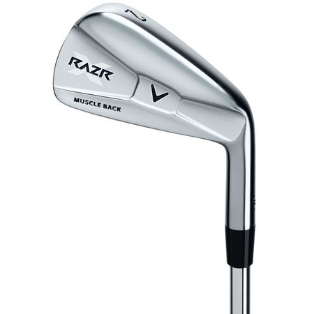 Irons RAZR X Muscleback from Callaway