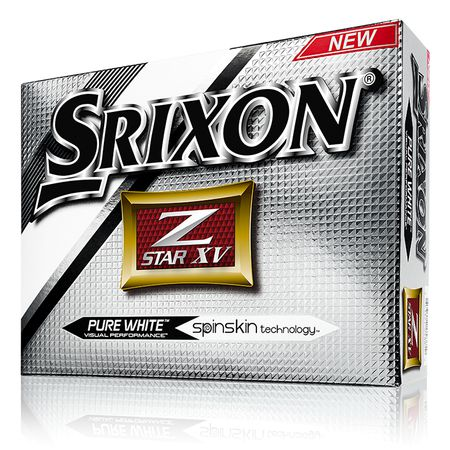 Ball ZStar XV from Srixon