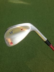 Wedge Hand Crafted XDG 53 from Scratch Golf