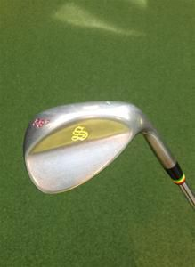 Wedge Hand Crafted SLT 58 from Scratch Golf