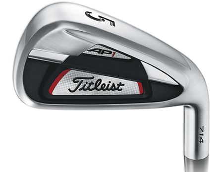 Irons 714 AP1  from Titleist