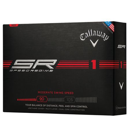 Ball 2014 Speed Regime 1 from Callaway