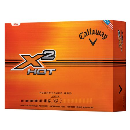 Ball 2014 X2 Hot from Callaway