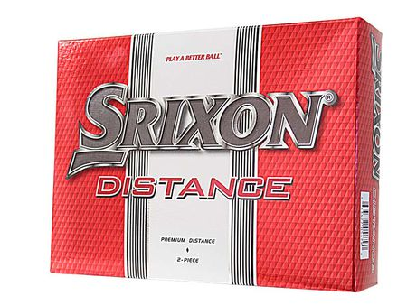 Ball 2014 Distance from Srixon