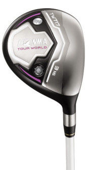Fairway Wood TW717 FW Ladies from Honma