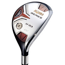 Thumb of Hybrid Beres U-03 Ladies  from Honma