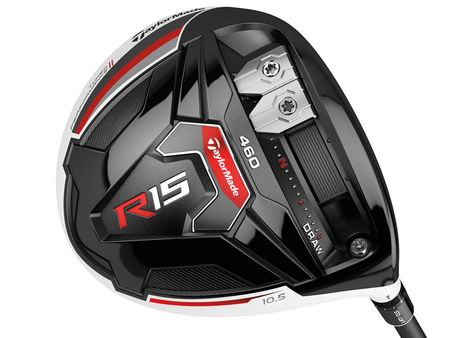 Driver R15 White from TaylorMade