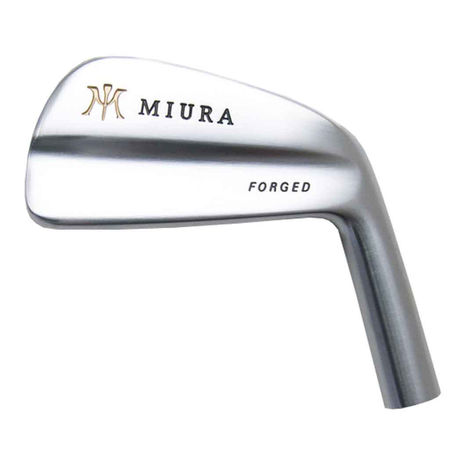 Thumb of Irons Miura Tournament Irons from Miura