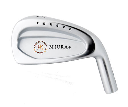 Irons PP-9003 from Miura
