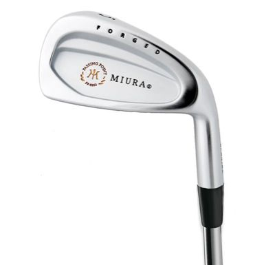 Irons PP Straight Neck from Miura