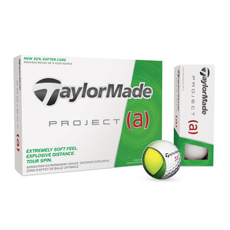 Ball Project [A] from TaylorMade