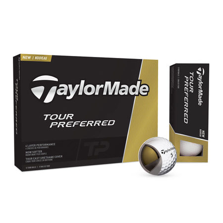 Ball Tour Preferred from TaylorMade