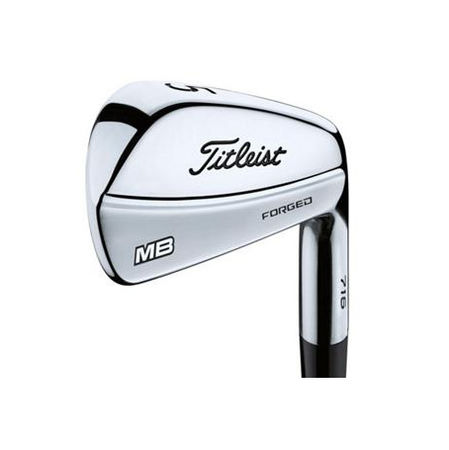 Irons 716 MB from Titleist