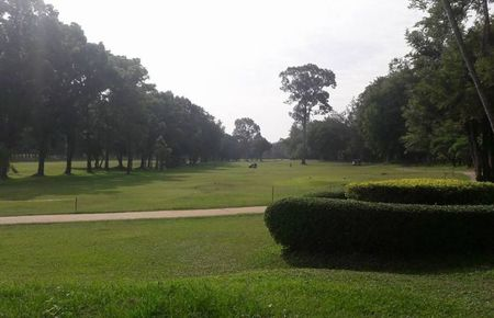Overview of golf course named Ubonrat Golf Course