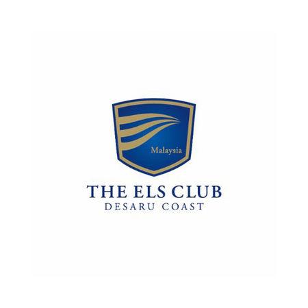 Logo of golf course named The Els Club Desaru Coast - Ocean Course