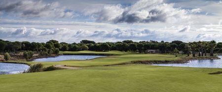 Overview of golf course named La Monacilla Golf Club