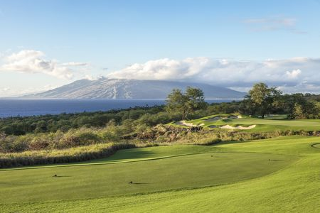 Overview of golf course named Makena Golf Courses