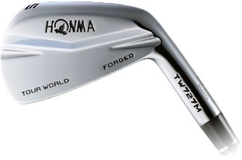 Irons TW727M from Honma