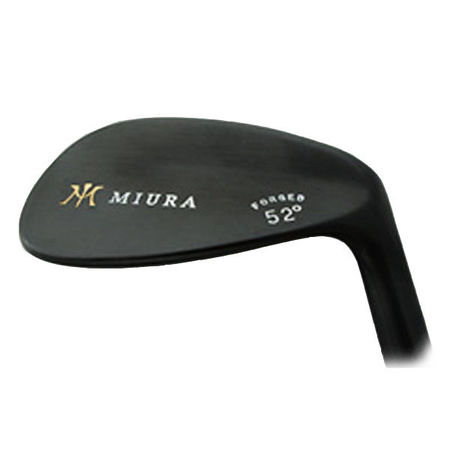 Wedge Black from Miura
