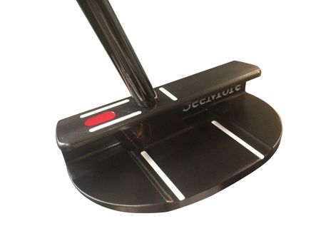 Putter Nashville Studio Series - MFGP2 SS Black Gunmetal from SeeMore Putters