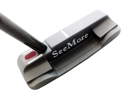 Putter PTM2 - Platinum from SeeMore Putters