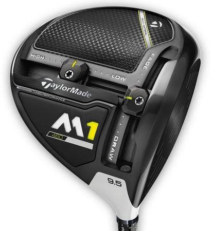 Driver M1 (2017) from TaylorMade