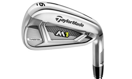 Irons M1 (2107) from TaylorMade