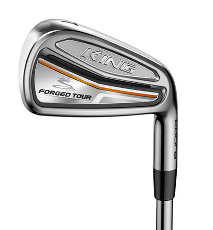 Irons King Forged Tour from Cobra