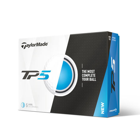 Ball TP5 (2017) from TaylorMade