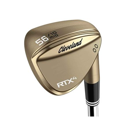 Golf Wedge RTX-4 Tour Raw made by Cleveland