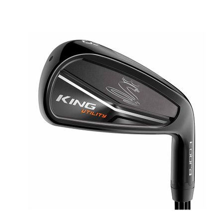 Golf Irons King Utility Black made by Cobra Golf
