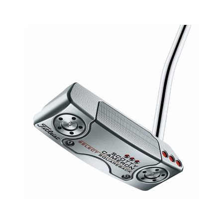 Golf Putter Select Squareback made by Scotty Cameron