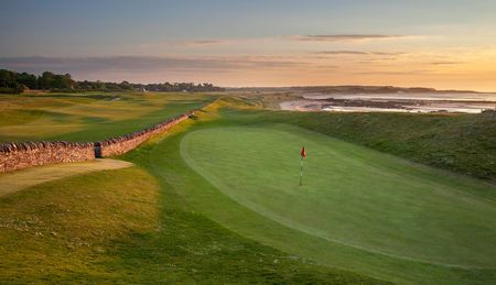 The North Berwick Golf Club Cover Picture