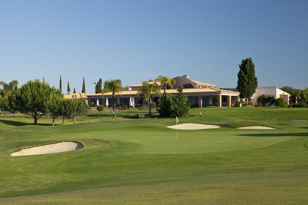Overview of golf course named Dom Pedro Millennium Golf Course