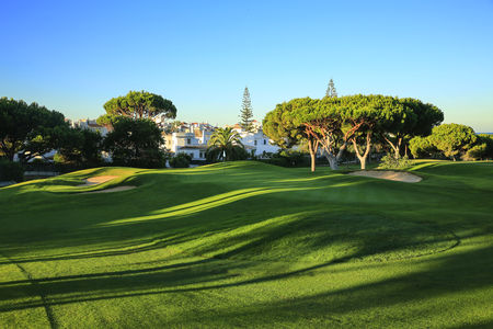 Overview of golf course named Dom Pedro Pinhal Golf Course
