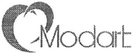 Logo of golf brand Modart