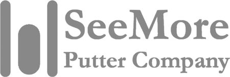 Logo of golf brand SeeMore Putters