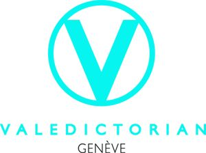 Logo of golf brand Valedictorian