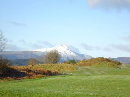 Aberfoyle Golf Club Cover Picture